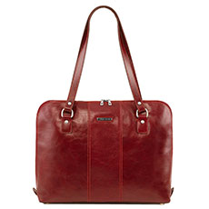 Tuscany Leather Ravenna dames laptoptas