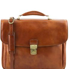 Tuscany Leather Alessandria laptoptas 15,6