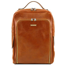 Leren laptop rugzak bangkok Tuscany Leather TL141793